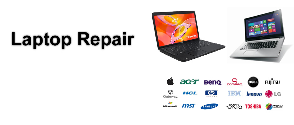 Laptop Screen Replacement Services
