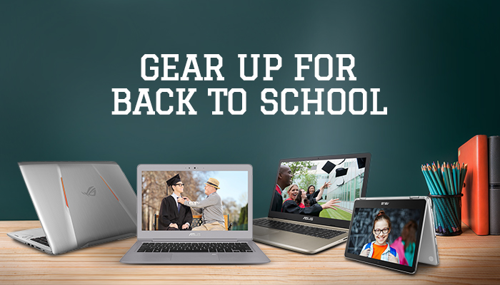 Back to School Laptop Specials and Services