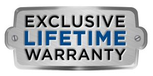 Lifetime Warranty Option